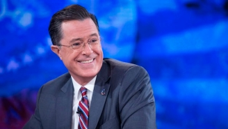Colbert Report: 'Late Show' Colbert May Be A Lot Like Comedy Central Colbert