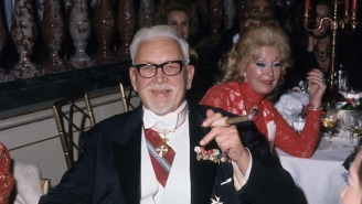 The Real Colonel Sanders Hated KFC's Chicken So Much He Tried To Open A Competing Restaurant