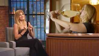 Connie Britton Was A Fan Of Amy Schumer's 'Friday Night Lights' Spoof