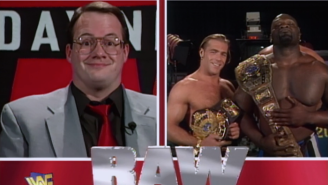 The Best And Worst Of WWF Monday Night Raw 7/8/96: The Third Man