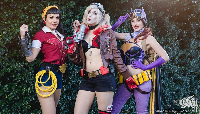 The DC Bombshells Drop The Final Gallery Of This Year's Best Cosplay
