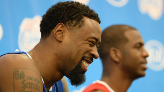 Jamal Crawford Explains How The Chris Paul-DeAndre Jordan Beef Was Blown Out Of Proportion