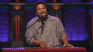 Craig Robinson Sings About Wanting Some Sexy 'Chocolate Muffins' On 'Late Night'