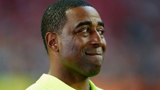 Cris Carter's Take On The Geno Smith Punching Is The Most NFL Comment Ever