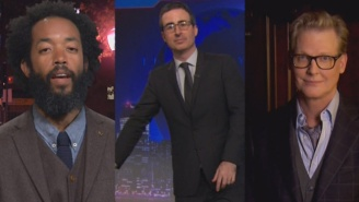 'The Daily Show' Correspondents Bid Farewell To Jon Stewart With An All-Star Montage
