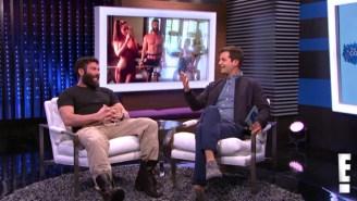 'Instagram's Biggest Playboy' Dan Bilzerian Reveals How He Gets Laid, Despite Skipping Leg Day