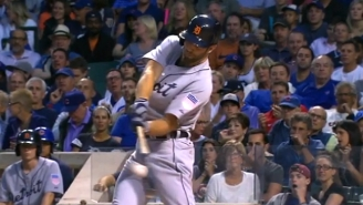 Watch This Detroit Tigers Pitcher Mash A Monster Home Run In His First Major League At-Bat