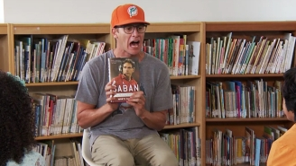 Daniel Tosh Ruthlessly Mocks Nick Saban By Reading From An Unauthorized Biography