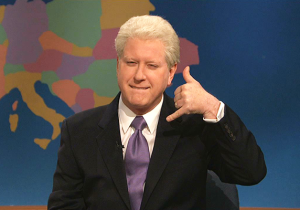 These Bill Clinton Impressions Prove He Was The Greatest President In Comedy History