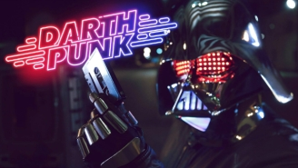 'Star Wars' And Daft Punk Collide In Funky Electro Mashup 'Darth Punk – The Funk Awakens'