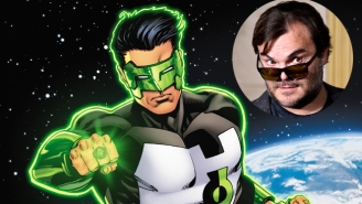 Jack Black's 'Green Lantern' And Other Failed DC Comics Superhero Adaptations