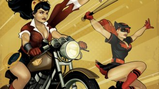 DC Drops Some 'Bombshells' In This Exclusive Preview