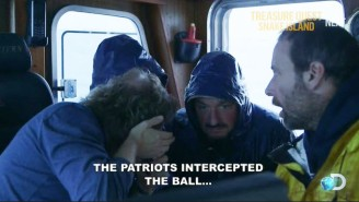 Here's The Moment 'Deadliest Catch' Fishermen Found Out About Seattle's Super Bowl Loss