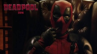The 'Deadpool' Trailer For The Trailer Is Pure 'Deadpool'