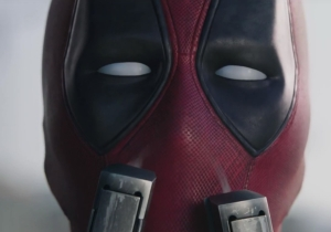 Deadpool's eyes are just part of the fun of that filthy new trailer