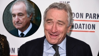 HBO's Bernie Madoff Film With Robert De Niro Is Finally Getting Off The Ground
