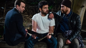 LA Bohemians Ponder Existence And Almost Bone In 'Digging For Fire'