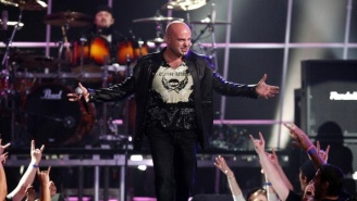 Listen To Disturbed Cover Simon & Garfunkel's 'The Sound Of Silence'