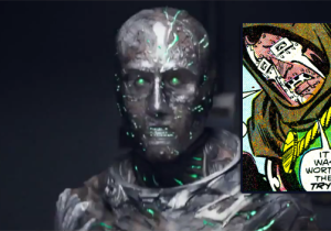 'Fantastic Four' Fully Reveals Doctor Doom In Action And He's Certainly Something