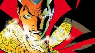 'Doctor Strange' origin and concept art revealed