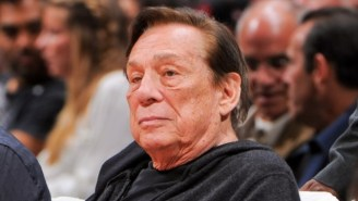 Donald Sterling Is Suing TMZ Over The Leaked V. Stiviano Tapes
