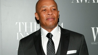 Why Dr. Dre's Dee Barnes assault wasn't in 'Compton': It's a 'side story'