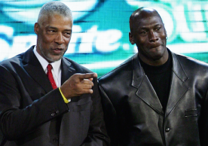 Who Does Shaquille O'Neal Pick As Best Ever? Not MJ Or King James, But Julius Erving