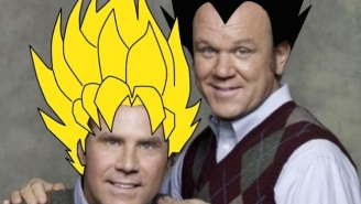 What If Famous Movie Scenes Were Redubbed With The Voices Of 'Dragon Ball' Characters?