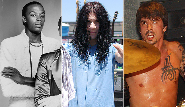 Do You Recognize These Bands Your Favorite Musicians Were In Before They Were Famous?