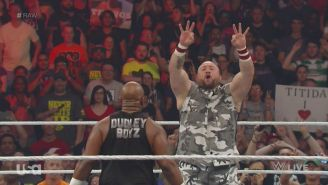 Get The Tables: The Dudley Boyz Just Made A Shocking Return To WWE