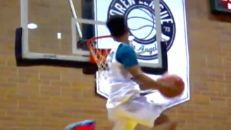 This Year's Drew League Dunk Contest Put Its NBA Counterpart To Shame