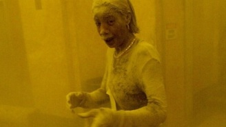 Marcy Borders, The Woman From The Iconic 9/11 'Dust Lady' Photo, Has Died From Cancer