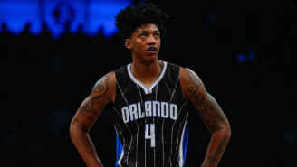 Watch Elfrid Payton Burn Chris Paul For An Incredible One-Handed Touchdown Catch