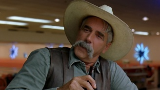 Sam Elliott Is About To Become Ashton Kutcher And Danny Masterson's Dad