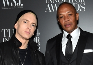 Eminem Reveals How His 'Addict's Brain' Led To An Extreme, 80-Pound Weight Loss