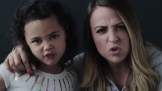 WWE's Emma Lip-Synced To Run-D.M.C. With Her Tiny Niece, And The Results Were Crazy Adorable
