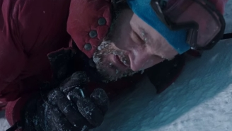 The New 'Everest' Trailer Takes Bad Weather To Frightening Heights