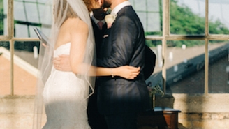 This Bridesmaid Was So Happy That She Passed Out When The Newlyweds Kissed