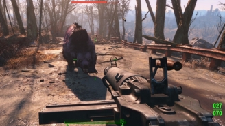 Apparently, There's Leaked 'Fallout 4' Footage… On Pornhub?