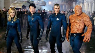Was 2005's 'Fantastic Four' Really That Bad?