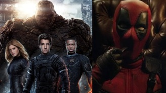 'Deadpool' Makes A Cameo To Promote This Extended 'Fantastic Four' Trailer