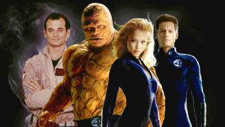 Remembering The Time Bill Murray Was The Human Torch