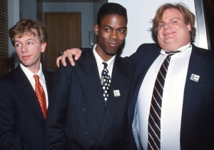 Wondering What Could Have Been For Chris Farley's Career