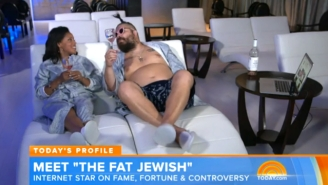 The Fat Jew Promises 'To Make Things Right' In A Strangely Positive Interview With 'Today'