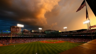 The Mayor Of Boston Wants To Ban Chewing Tobacco At Fenway Park (And Everywhere Else)
