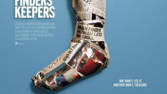Exclusive: Get a leg up on your friends with the new 'Finders Keepers' poster