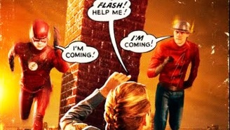 'The Flash' Throws Back To Some Classic DC History To Introduce Jay Garrick