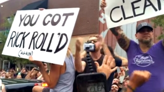 Dave Grohl Explained The Decision To Rick Roll The Westboro Baptist Church