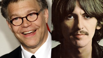 Have you heard the one about Al Franken and George Harrison at 'SNL'?