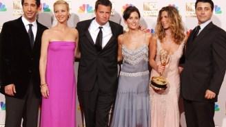 Matthew Perry And Matt LeBlanc Weren't Invited To Jennifer Aniston's Wedding